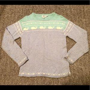 Vineyard vines Cashmere wale sweater